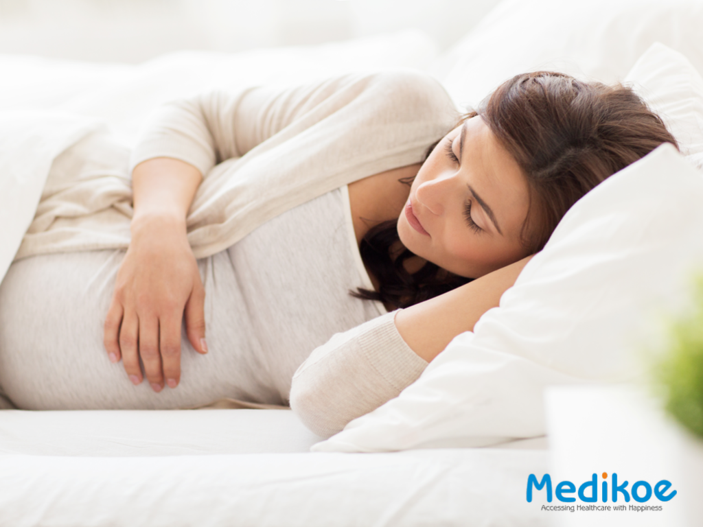 Positional sleep therapy for pregnant women boosts maternal and fetal health