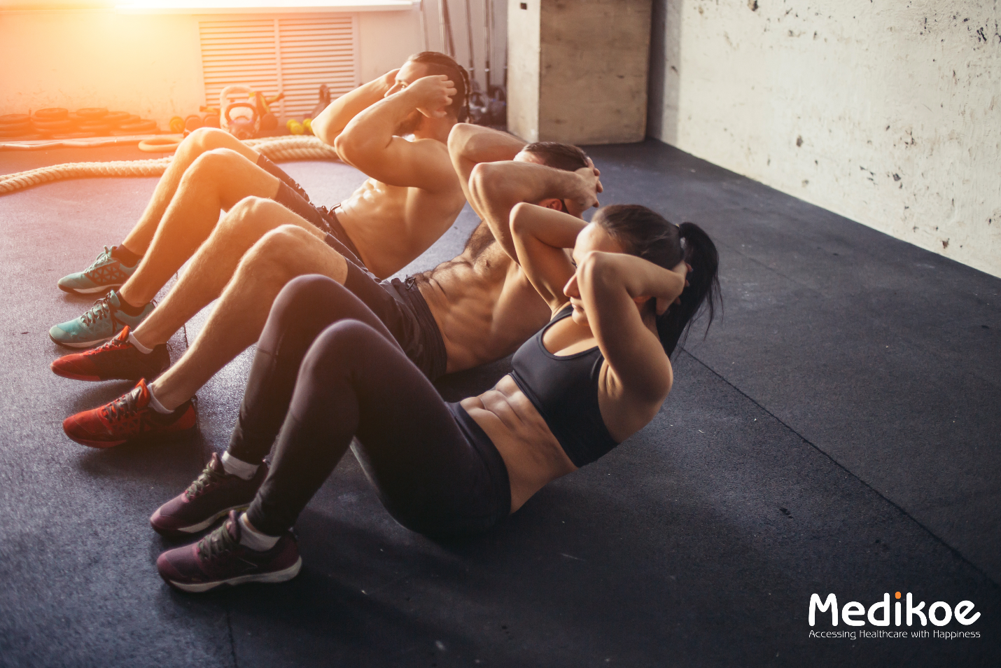 The Five Fundamental Key Fitness Components