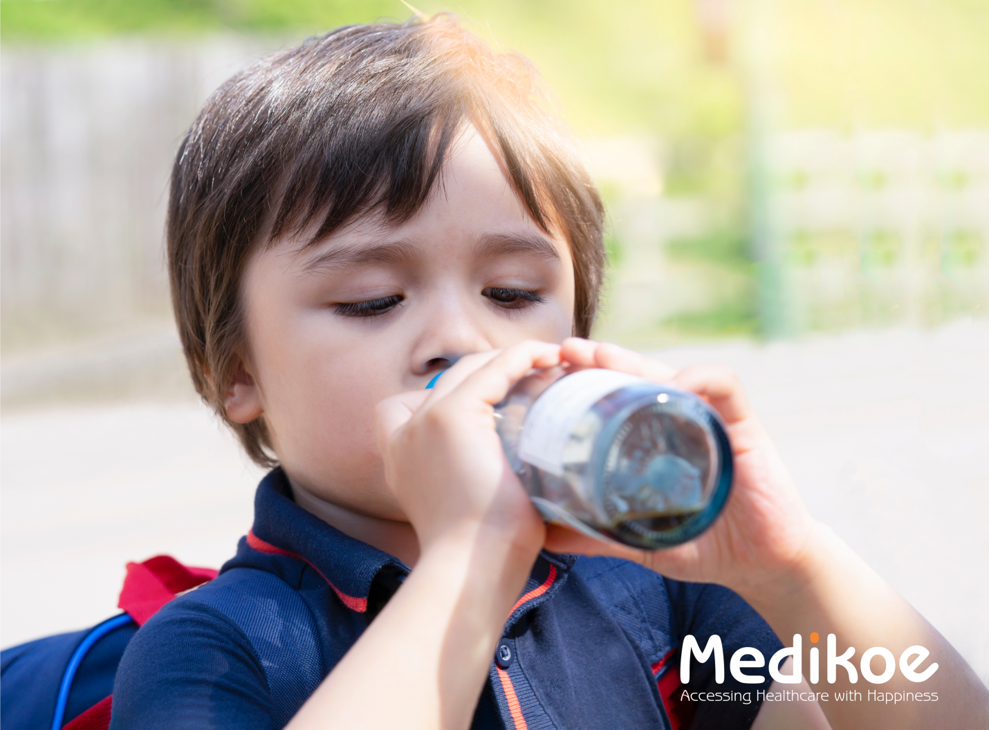 Healthy Drinks to Pack in Your Kid's Lunchbox