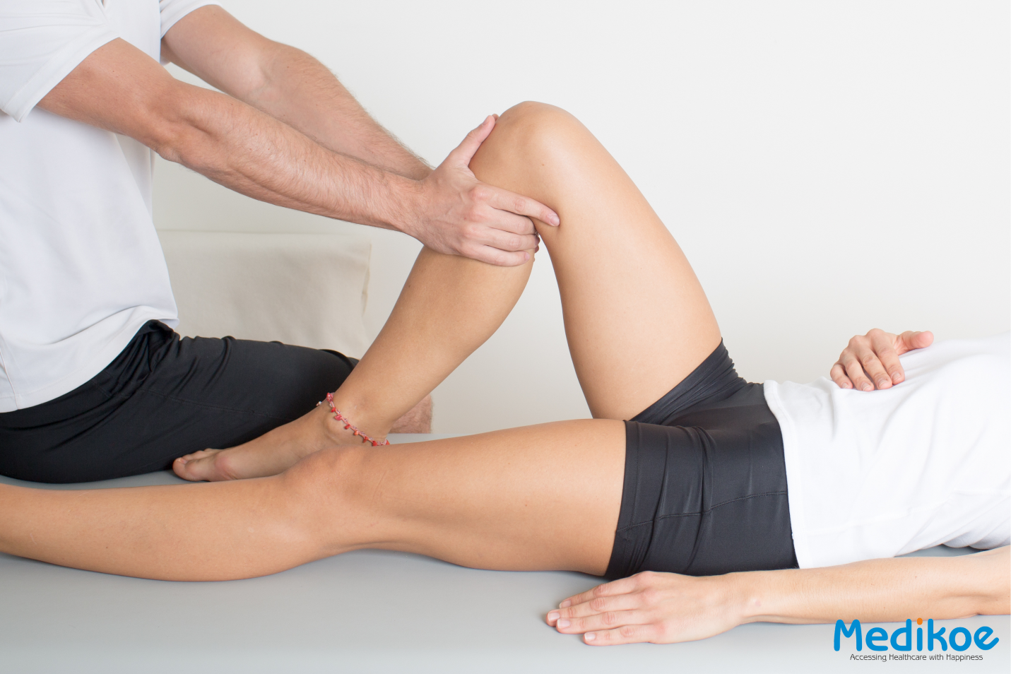 Common Physiotherapy Treatment Technique for Ligament Tear