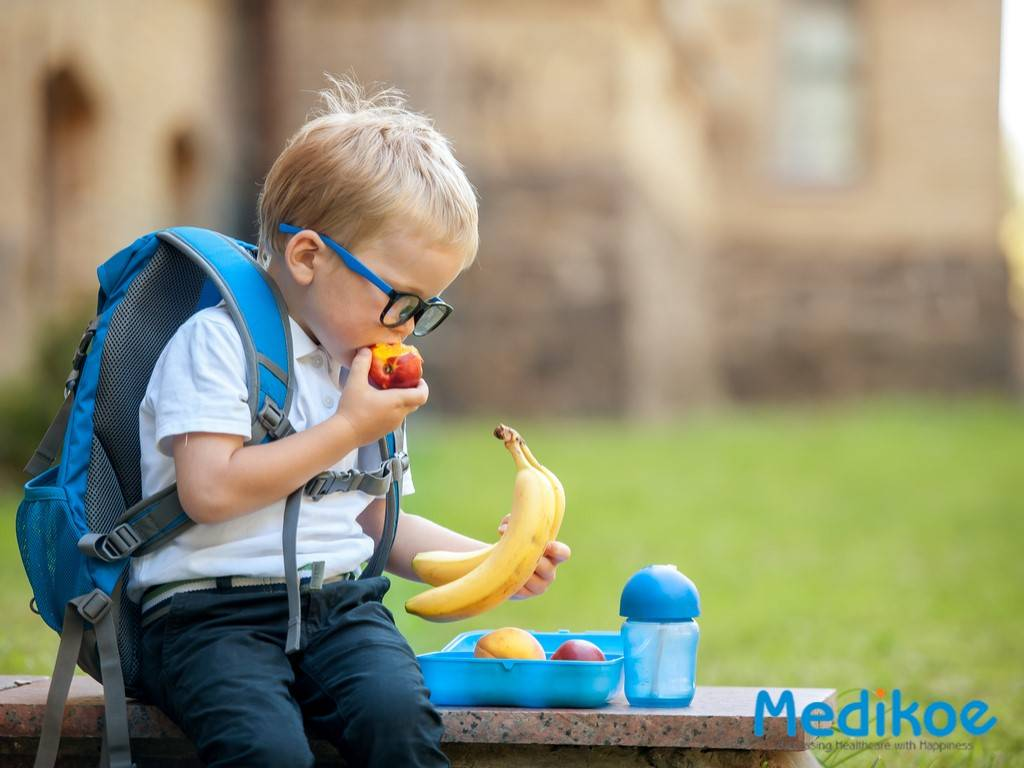Ways to pack to your kids a Healthier Lunch- Your dentist will approve