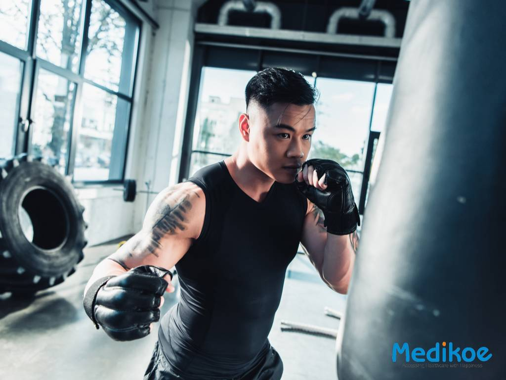 Importance of weight management in Boxing