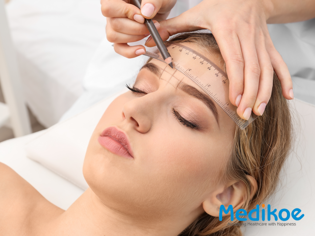 What is eyebrow hair transplant?