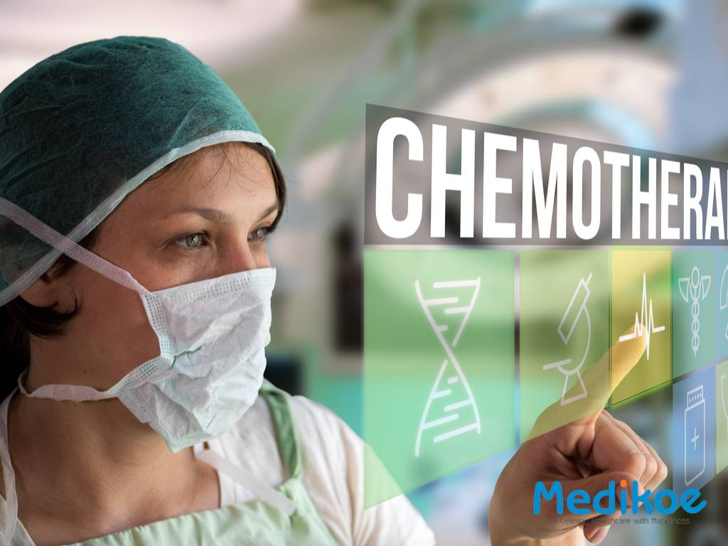 What is oral chemotherapy?