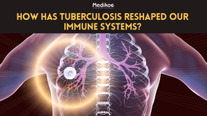 How has tuberculosis reshaped our immune systems?