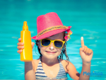 What's the best way to protect my children from the sun?
