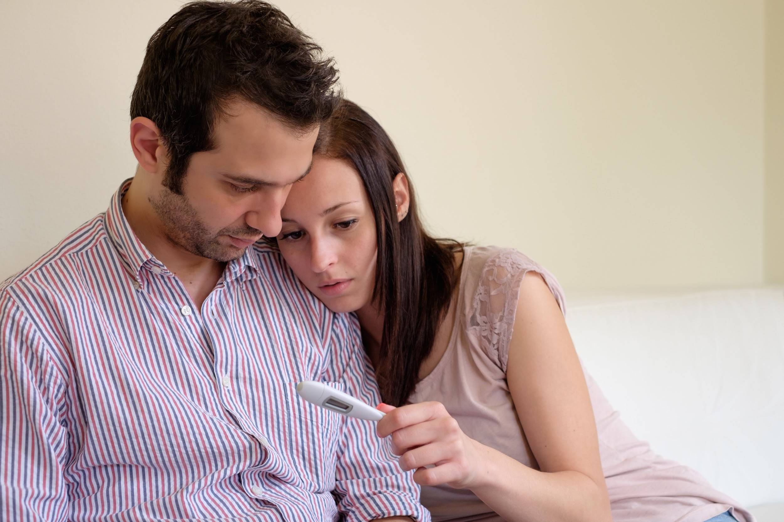Probable causes of secondary infertility