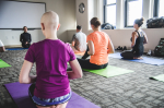 How does yoga help Cancer patients during their fight?