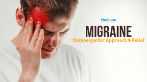 Homoeopathic relief for Migraines