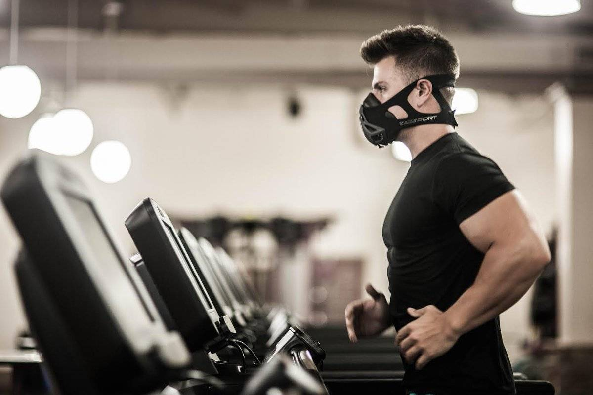 Training With Elevation Masks