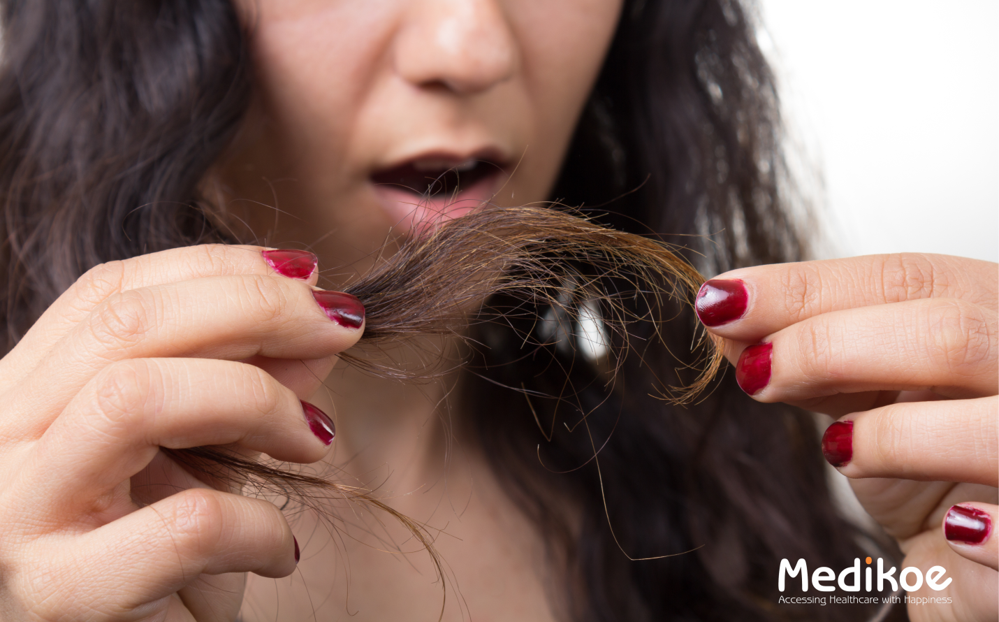 Winter Hair Care Mistakes that Causes Split Ends