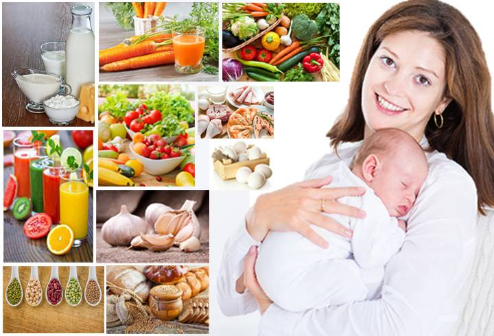 7 Foods to Increase Breast Feed