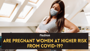 Are pregnant women at higher risk from COVID-19?