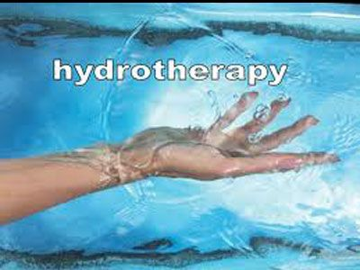 Hydrotherapy treatments