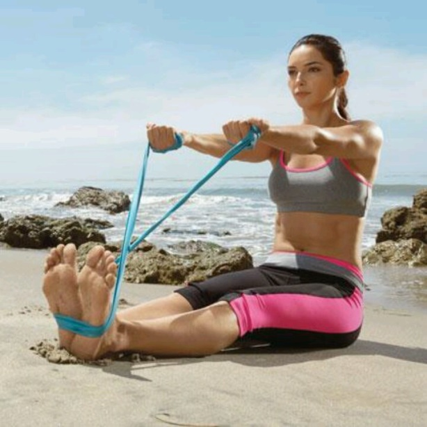 Resistance-Band Exercises Just Try Them Now