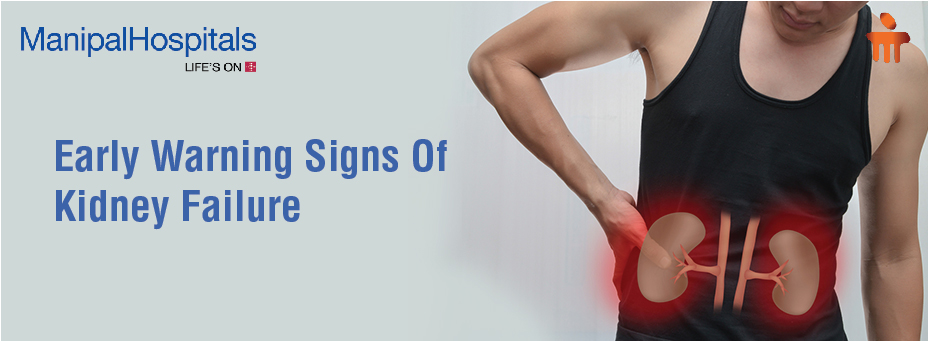 Early Warning Signs Of Kidney Failure