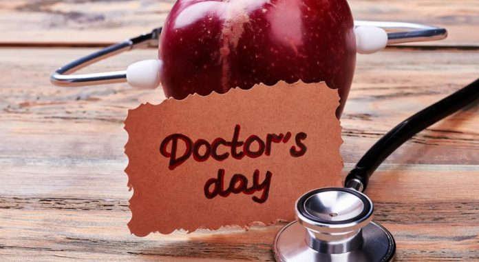 AN OPEN LETTER TO MY DOCTOR, THIS DOCTOR'S DAY