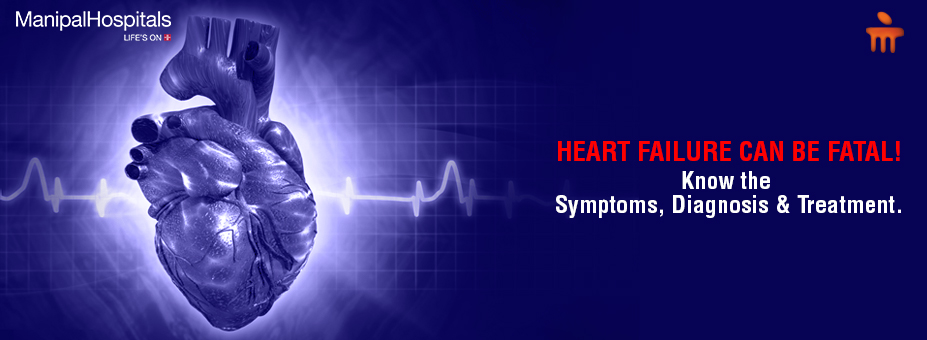 Heart Failure Can Be Fatal! Know The Symptoms, Diagnosis And Treatment