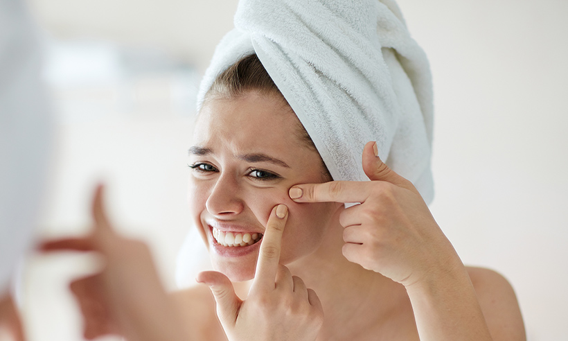 Why are Pimples Caused?