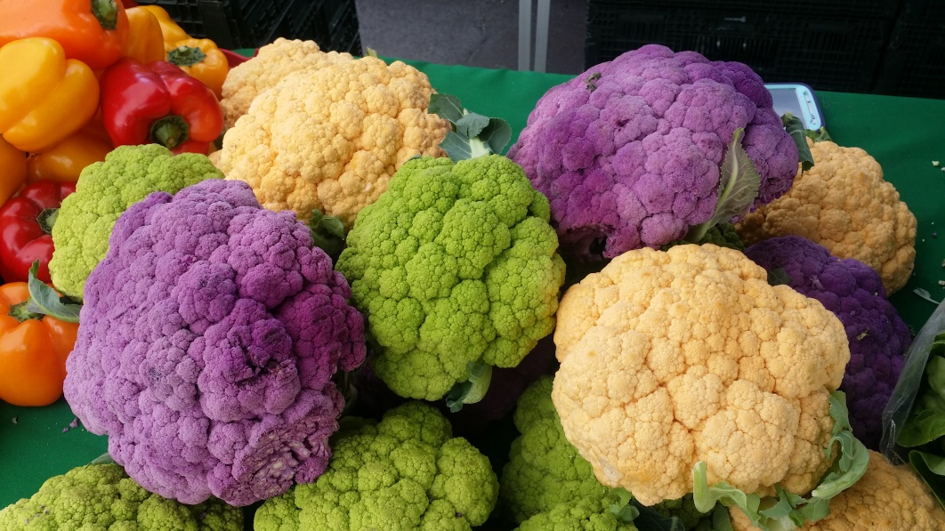 Curative Advantages of Cauliflowers