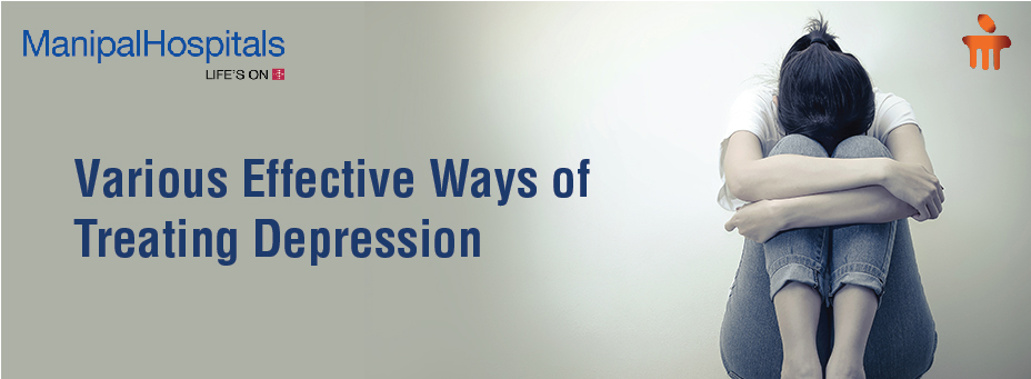 Various Effective Ways of Treating Depression