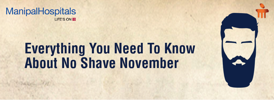 Everything You Need To Know About No Shave November