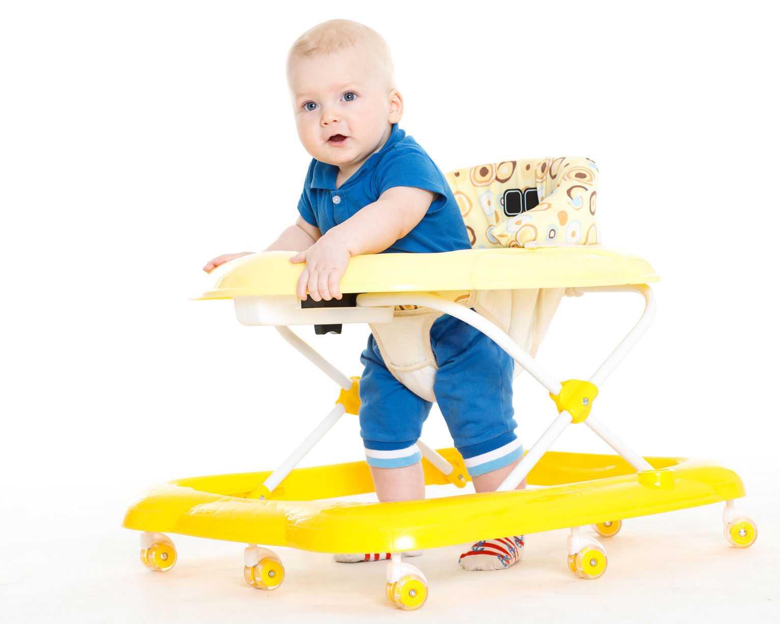 WHY TO AVOID BABY WALKERS