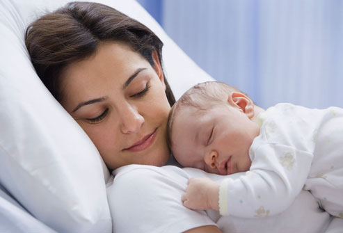 Infant Care: Caring Like A Mother