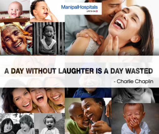 IS LAUGHTER ACTUALLY A BEST MEDICINE?